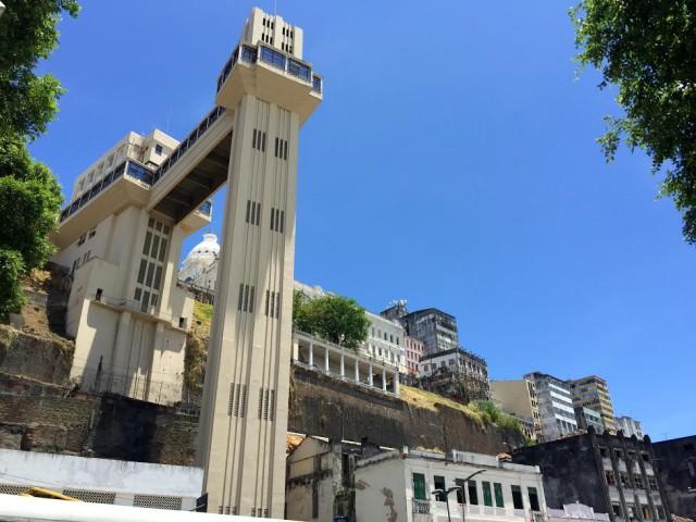 Brazil Salvador Lacerda Elevator David Paul Appell