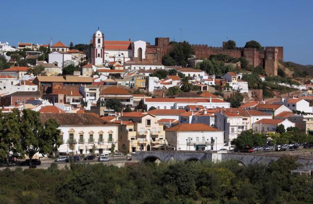 Portugal Algarve Silves John Copland shutterstock_93994039