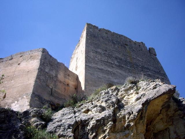 Spain Alicante Alcoy Barxell Barchell Castle Rafa Rufino Valor Wikipedia