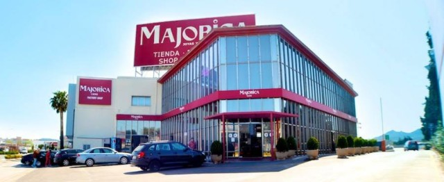 Spain Majorca Manacor Majorica pearls showroom factory
