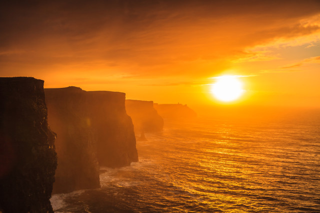Ireland County Clare Cliffs of Moher Voyagerix shutterstock_251412031