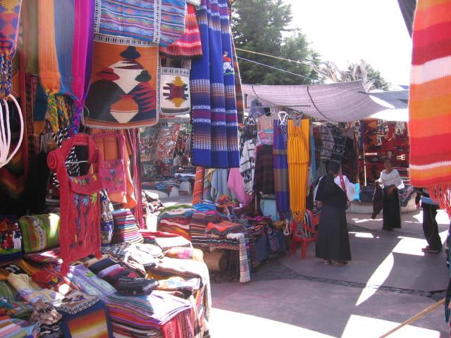 Ecuador Otovalo market scene Sputnikcccp Wikipedia