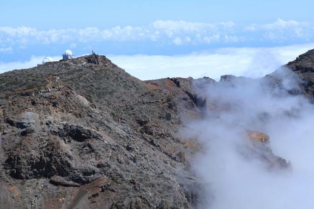 Spain Canary Islands La Palma Caldera de Taburiente volcano Frank Vincentz Wikipedia