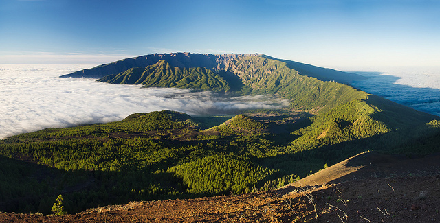 Spain Canary Islands La Palma Pico Borigoyo mountains Borisov Flickr