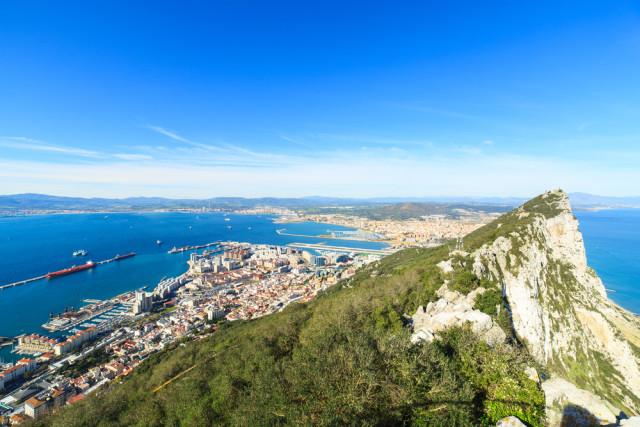 Gibraltar Marcin Krzyzak shutterstock_242278489