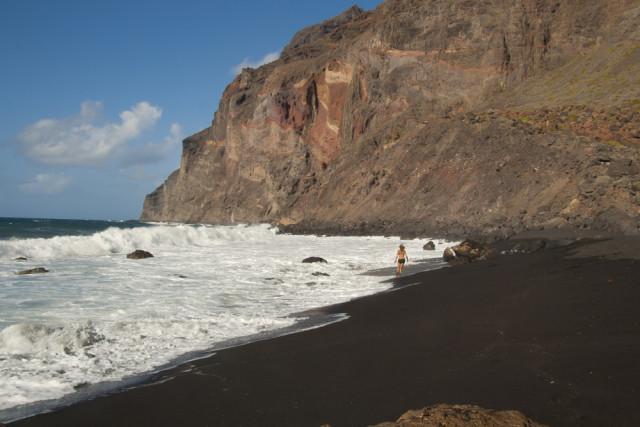 Spain Canary Islands La Gomera Playa del Inglés Alexander Lebedev shutterstock_172580207