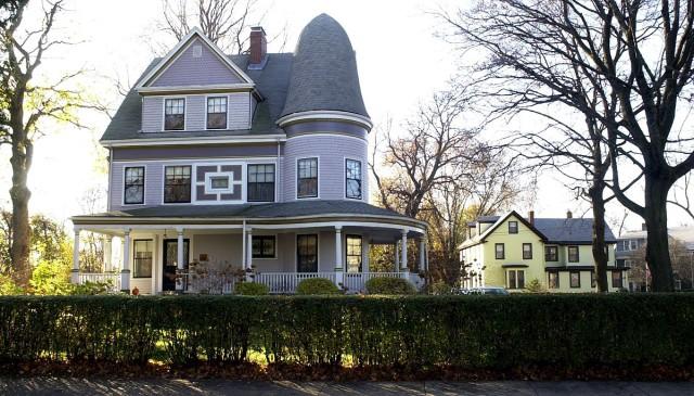 Massachusetts Boston Dorchester Mill Street Harrison Square Historic District Jameslwoodward Wikipedia