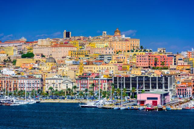 Italy Sardinia Cagliari Sean Pavone shutterstock_295706894