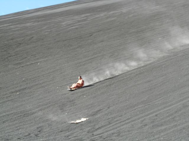 Nicaragua Leon Cerro Negro boarding bluesonicboy Flickr