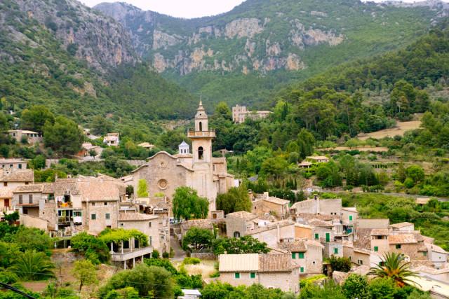 Spain Balearic Islands Majorca Valldemossa holbox shutterstock_92180689