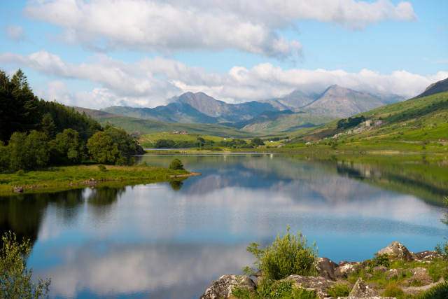 UK United Kingdom Britain Wales Snowdonia National Park stocker1970 shutterstock_246429340