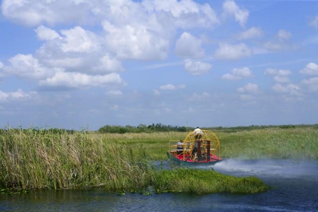 USA Florida Miami mainland Everglades holbox shutterstock_47591686