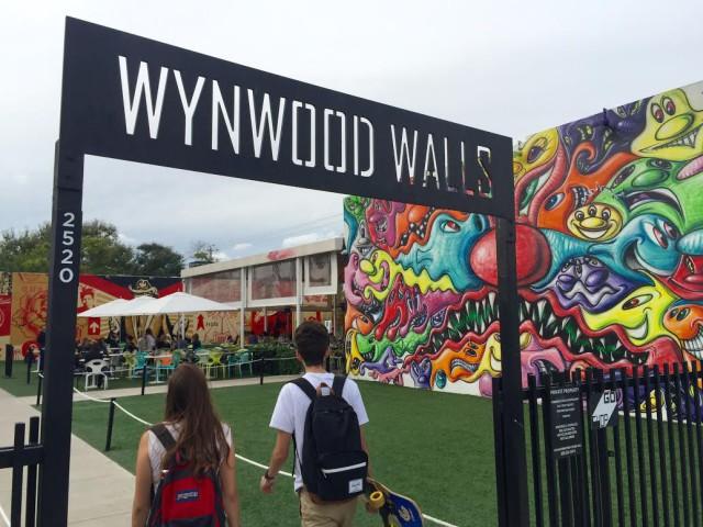 USA Florida Miami mainland Wynwood Walls DPA