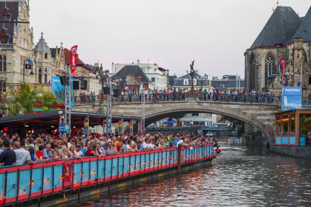 Belgium Ghent Gentse Feesten Sergey Dzyuba shutterstock_206831410