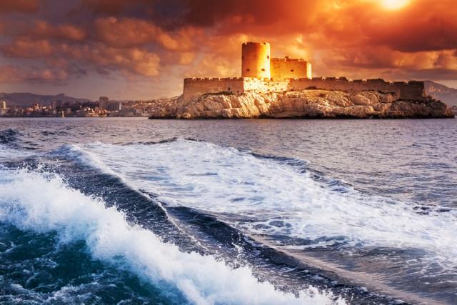 France Marseille Chateau d'If Olesya Kuznetsova shutterstock_179410505