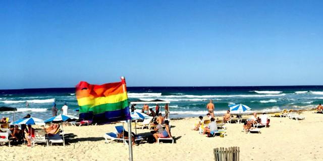 Latin America gay Cuba Mi Cayito Beach - Esther Vargas - sinetiquetas.org