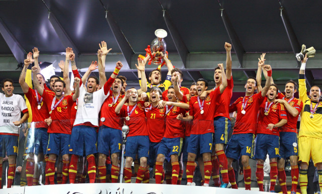 Spain sports national football soccer team katatonia82 shutterstock_107264255