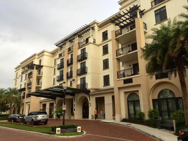 USA Florida Orlando Winter Park Alfond Inn hotel hotels