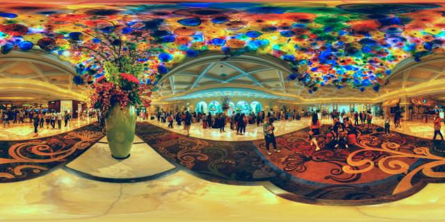 hotels art USA Las Vegas Bellagio Bob Dass Flickr