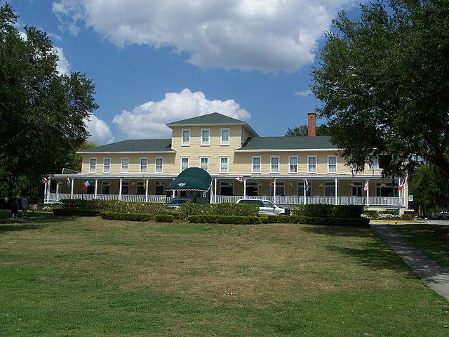 USA Florida Orlando Mount Dora Lakeside Inn Ebyabe Wikipedia