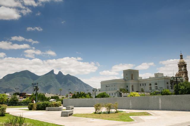 Mexico Monterrey Cerro de la Silla Danilo Ascione shutterstock_155237822
