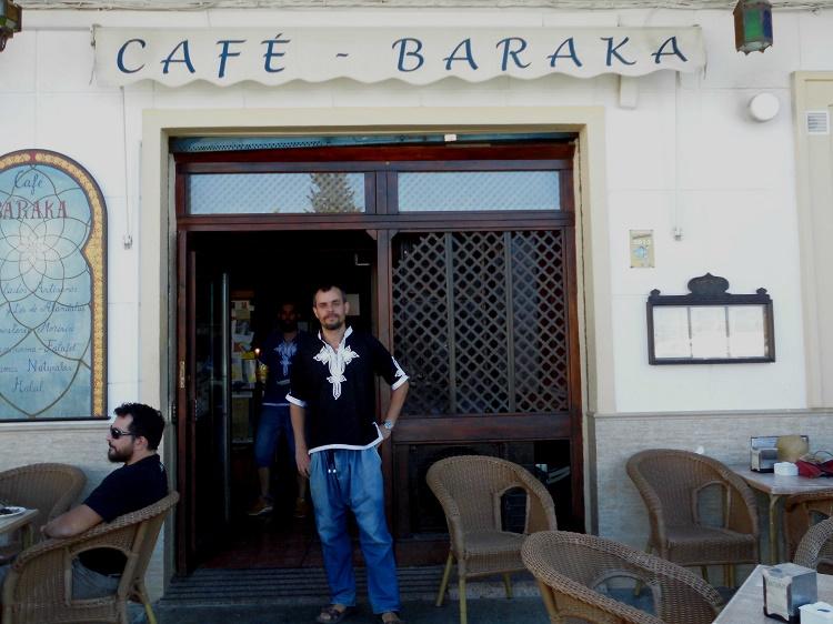 L2F Sep 16 pic Spain Andalusia Alpujarras Orgiva Baraka