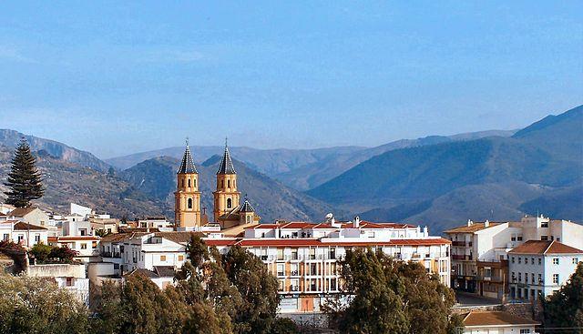 Spain Andalusia Alpujarras Orgiva GrahamColm Wikipedia