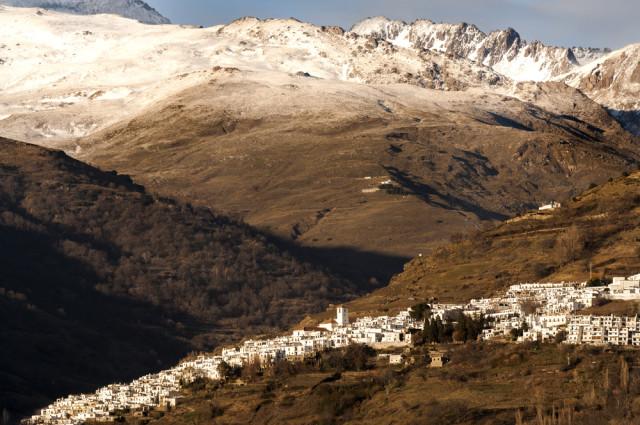 L2F Sep 16 pic Spain Granada Alpujarras village Javier Garcia shutterstock_372895330