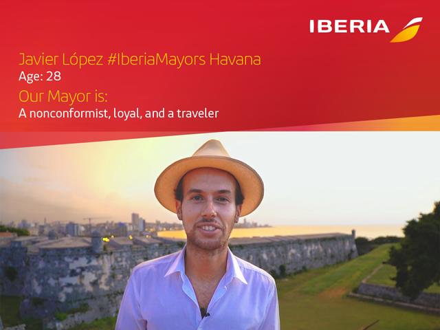 Iberia Mayors - Havana