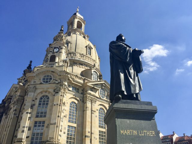 L2F Jan 17 Germany Martin Luther Dresden