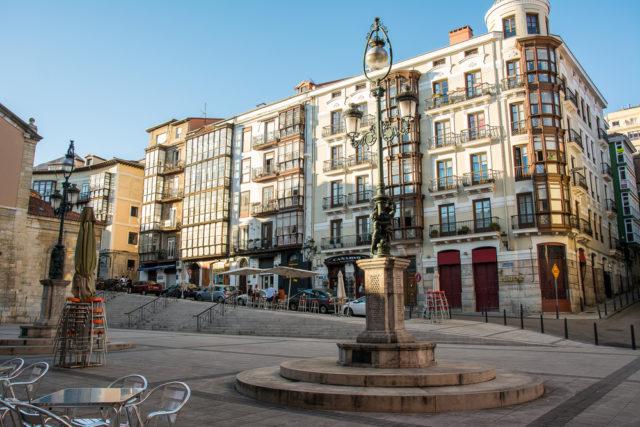 L2F Jan 17 pic Spain Cantabria Santander ols town John Carga shutterstock_561863650