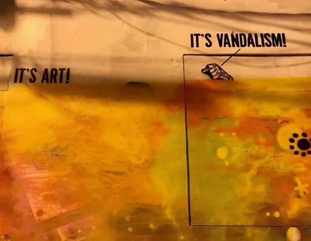 L2F Jan 17 pic USA Florida Miami Wynwood wall art its art its vandalism JAB