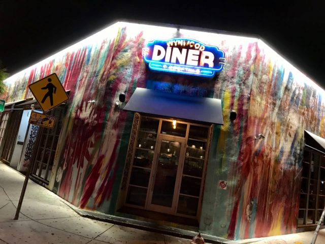 L2F Jan 17 pic USA Miami Wynwood diner JAB