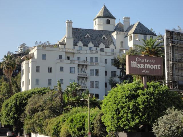 L2F Jan Jan 17 pic USA California Los Angeles Lala Land Chateau Marmont shutterstock_519323428