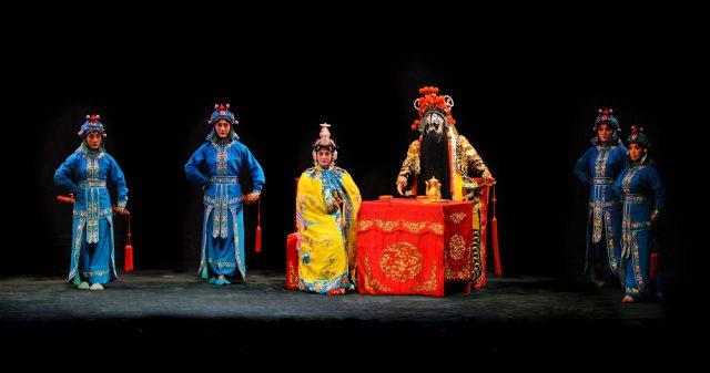 L2F Mar 17 pic China Peking opera Farewell My Concubine shutterstock_104333069