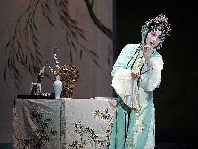 L2F Mar 17 pic China opera Peony Pavilion Wikipedia