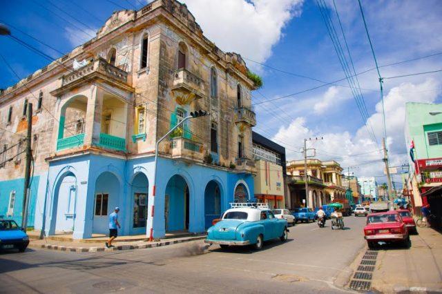L2F Apr 17 pic Cuba Pinar del Rio downtown Shutterstock