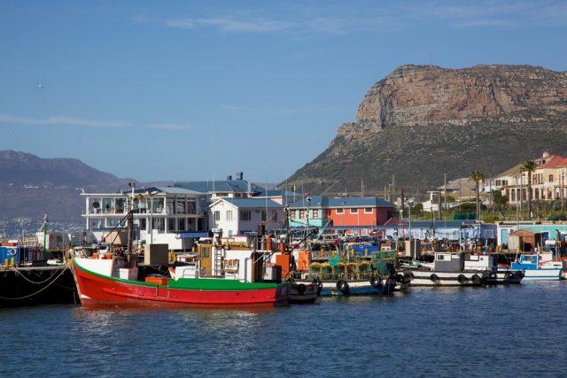 L2F Apr 17 pic South Africa Kalk Bay harbor