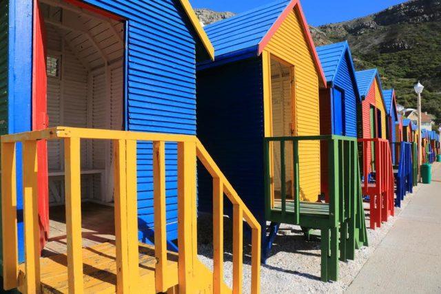 L2F Apr 17 pic South Africa Muizenberg beach houses