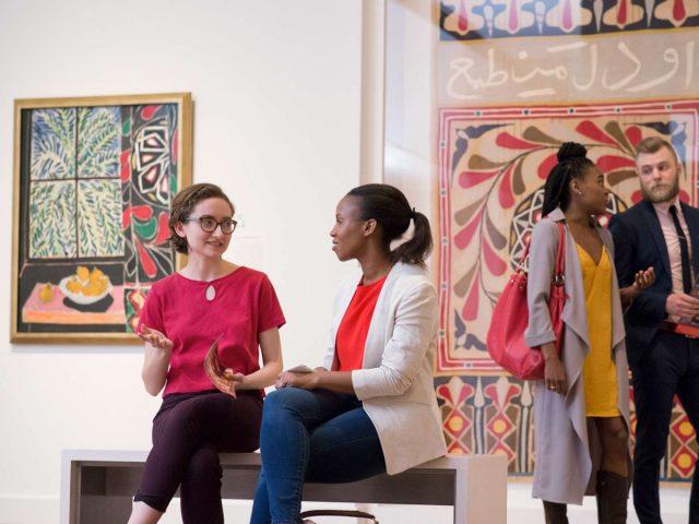L2F May 17 USA Boston museums MFA Matisse