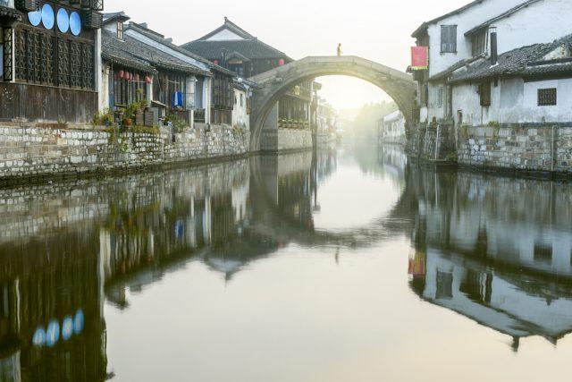 L2F May 17 pic China Shanghai water towns Nanxun 355599935
