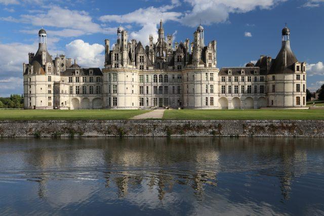 L2F May 17 pic France Loire Chambord Chateau 152107091