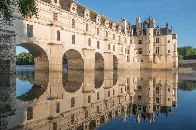 L2F May 17 pic France Loire Chenonceau chateau 301499447