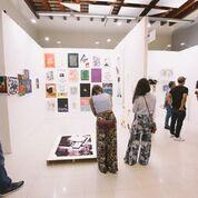 L2F Jun 17 Puerto Rico MECA art fair scene