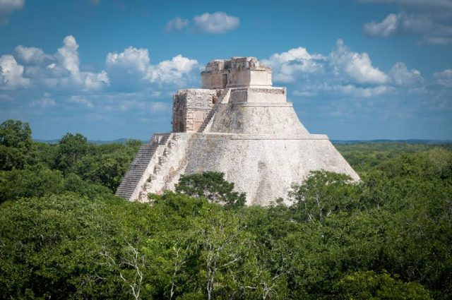 L2F Jun 17 pic Mexico Yucatan Uxmal Pyramid Magician shutterstock