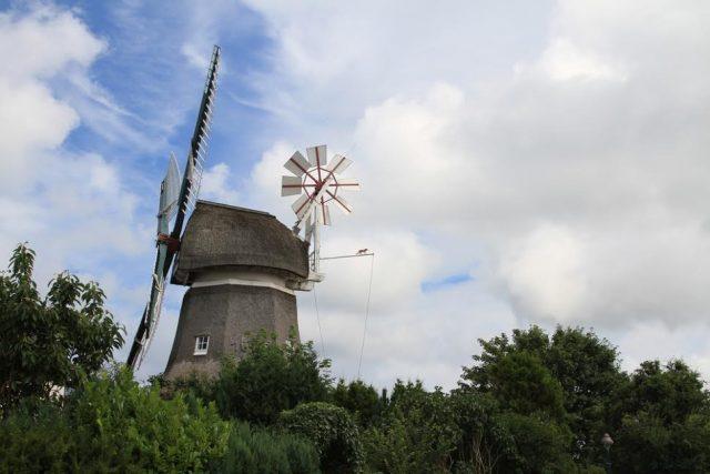 L2F May 17 pic Germany Friesland islands windmill