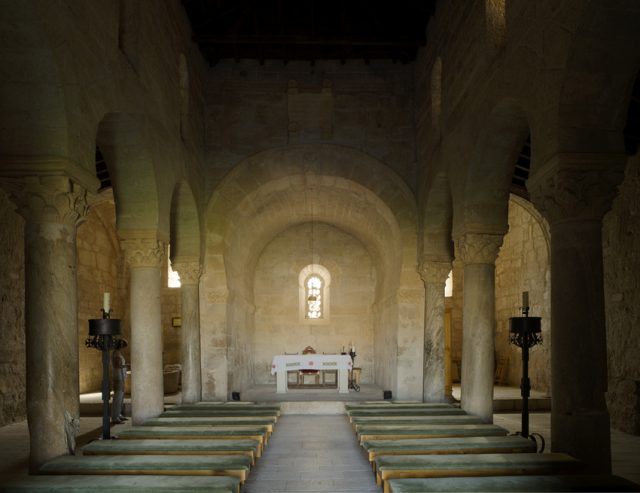 Es una iglesia visigoda mandada construir por el rey Recesvinto en el año 661 y cuya ceremonia solemne de consagración se cree que fue el día 3 de enero de 661 (Era 699)