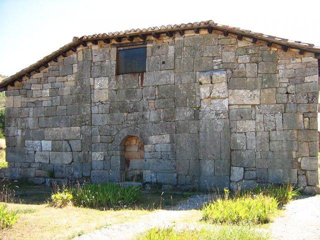 L2F Jul 17 pic Spain Visigoths Santa Maria de Lara