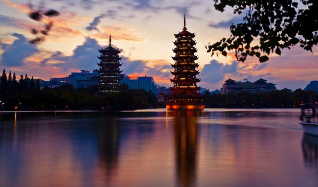 L2F Sep 17 pic China Guilin pagodas shutterstock_191891558
