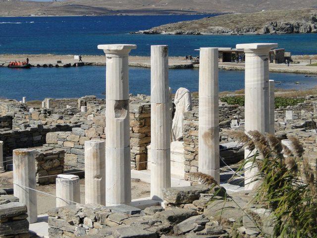 L2F Sep 17 pic Greece Cyclades Delos